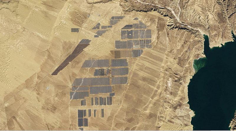 Longyangxia Dam Solar Park