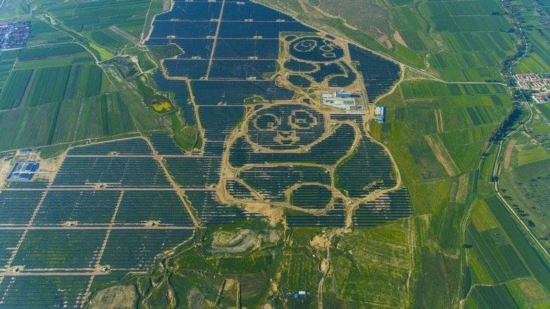 Солнечная электростанция Datong