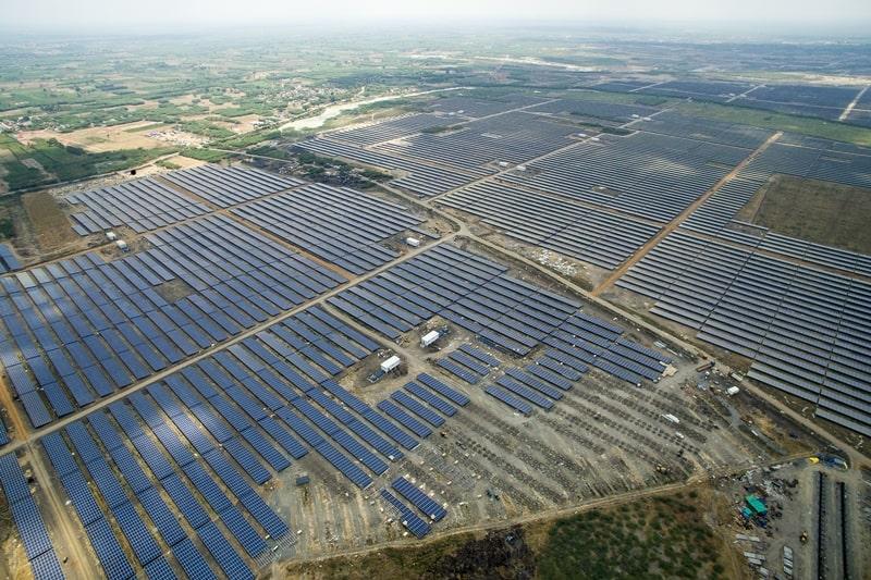 Солнечная электростанция Kamuthi