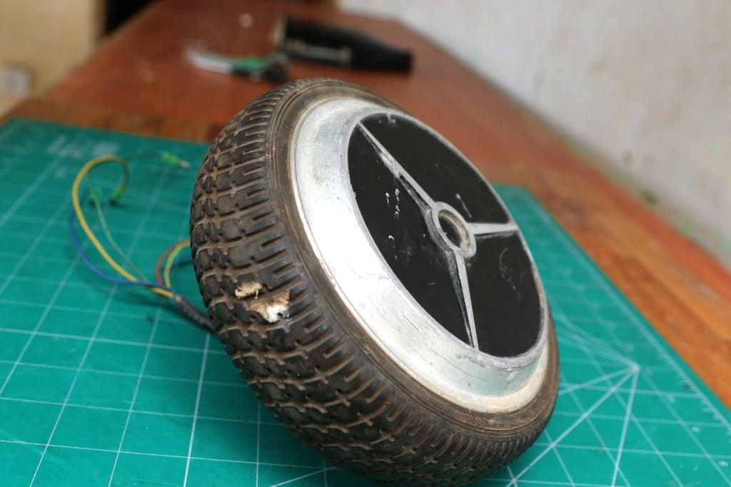 Колесо гироскутера