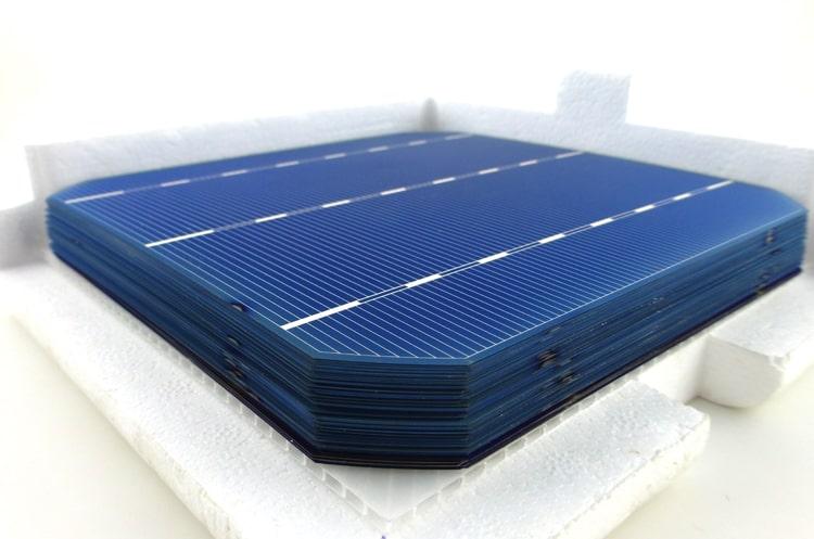Набор солнечных модулей