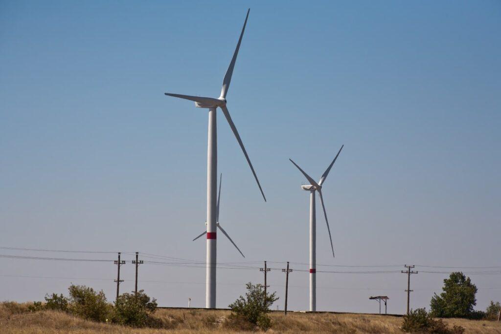 Останинская ветряная электростанция