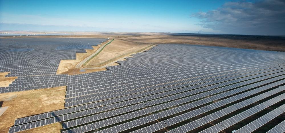Солнечная электростанция Перово