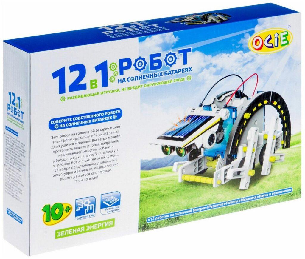 Робот OCIE 12 в 1