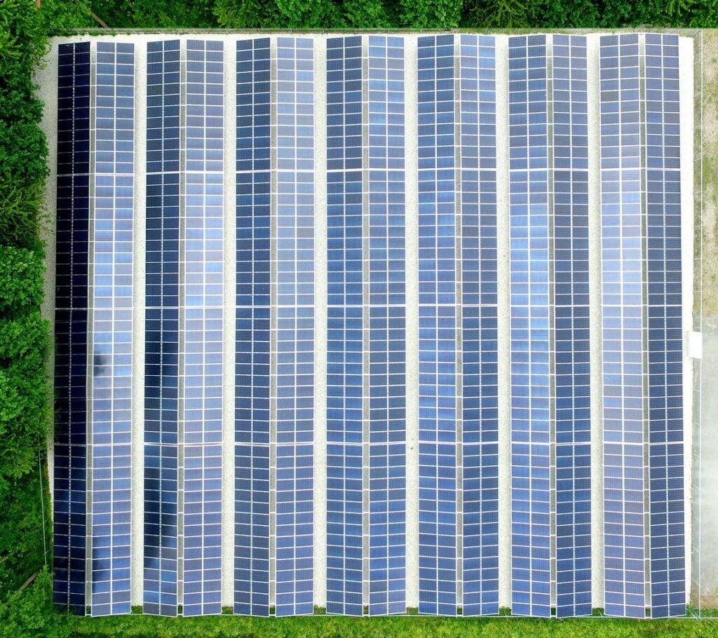 Солнечная электростанция в Нидерландах