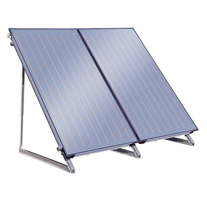 Панельный солнечный коллектор